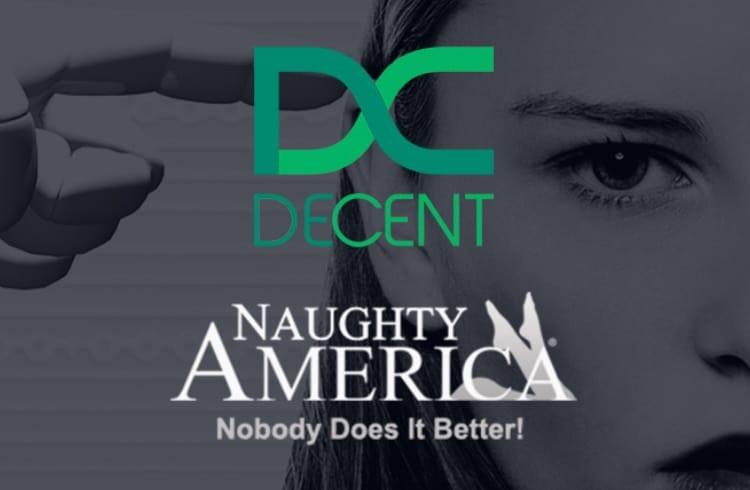 Naughty America registrará conteúdos na plataforma DECENT