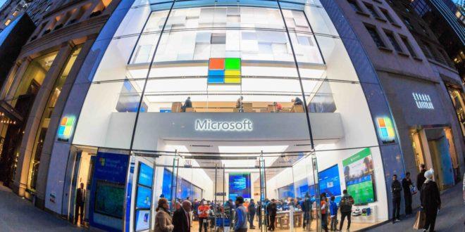 Microsoft anuncia criação blockchain para serviços privados com ethereum