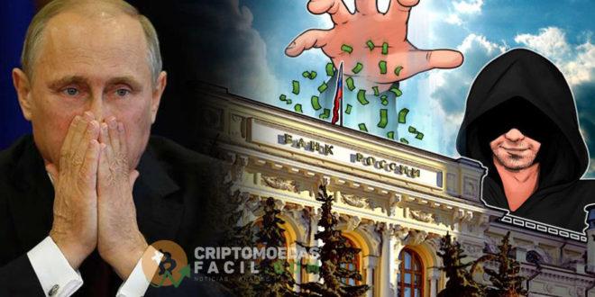 Hackers roubam U$31 milhões do Banco Central Russo, Bitcoin seria uma solução?