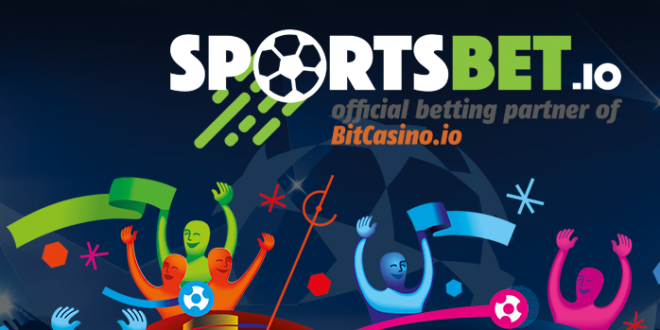 Sportsbet.io – O site de apostas esportivas online