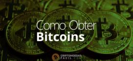 Onde e Como Obter Bitcoins