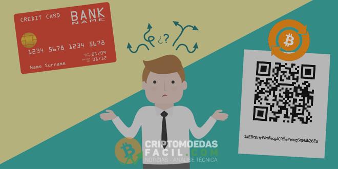 Criptomoedas e Cartão de Crédito