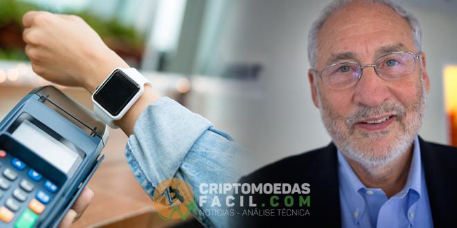 Premio Nobel de Economia Diz: Devemos Eliminar o Dinheiro e Usar Moedas Digitais
