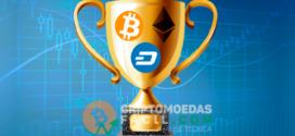 Bitcoin, Ethereum e Dash Começam a Semana em Alta