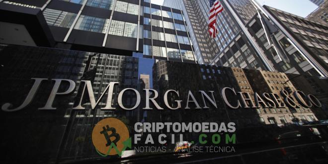 Banco JP Morgan, o maior banco de ativos nos Estados Unidos
