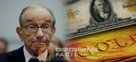 Com o Bitcoin se Tornando o Novo Ouro, Ex Presidente do Fed Pede Retorno ao Padrão Ouro
