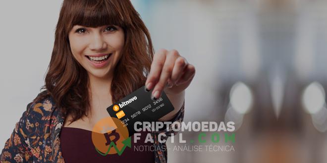 Saiba Como Solicitar um Cartão Visa de Bitcoin Grátis