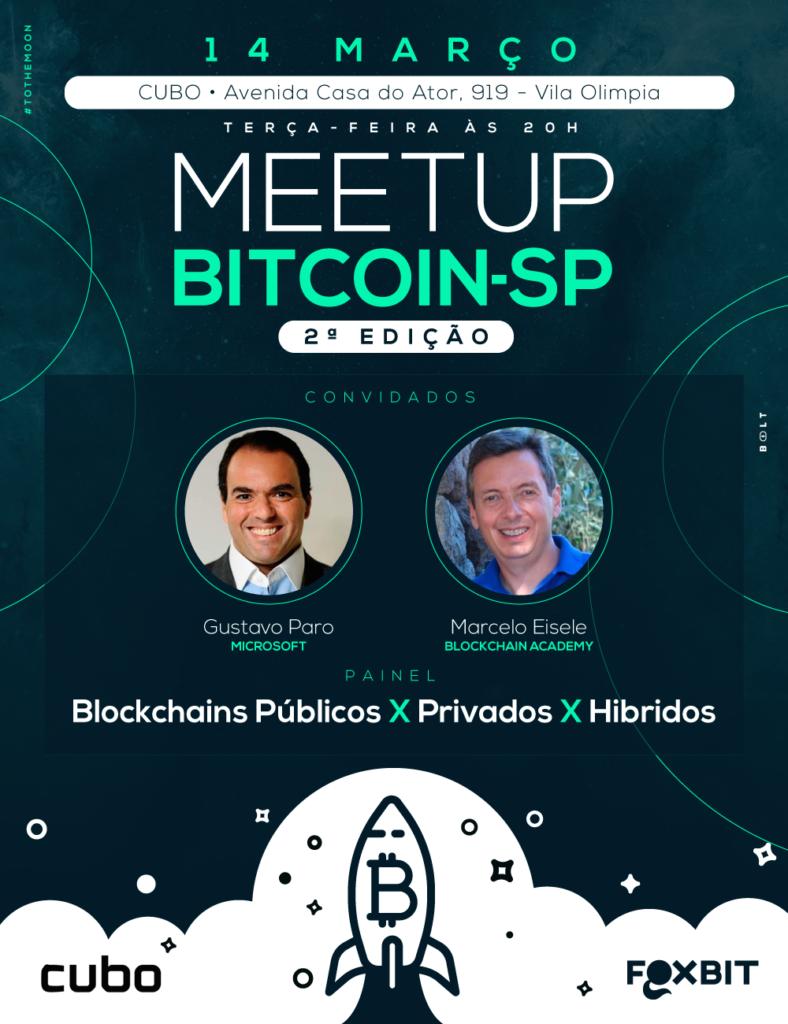Meetup Bitcoin-SP Brasil