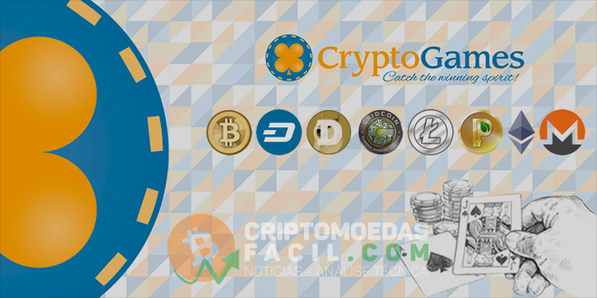 Crypto Games Cassino Online Bitcoin e Altcoins