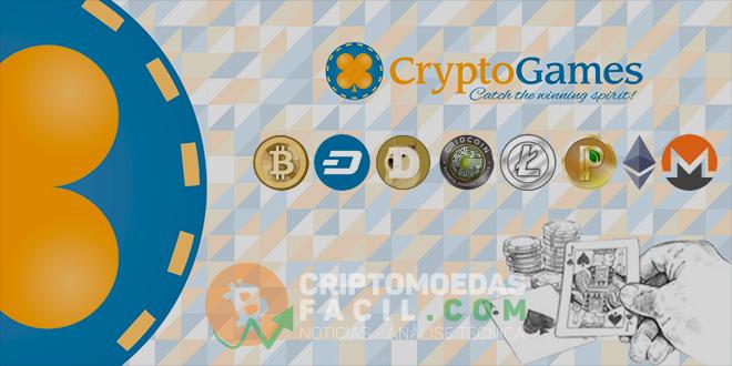 Crypto Games Online Casino