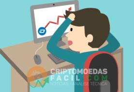 Um erro causa volume de U$10 mil doláres de Dash numa exchange brasileira