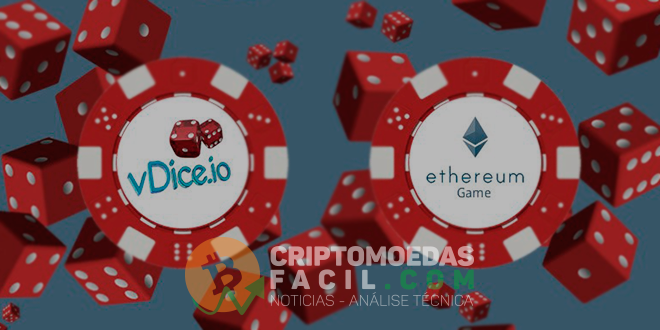 Vdice primeiro site de apostas na plataforma do Ethereum