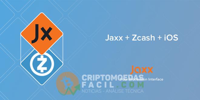 Zcash chega a apple store e voc pode usar no brasil criptomoedas zcash est na app store da apple por meio do app chamado jaxx blockchain wallet este app a interface do site com o mesmo nome jaxx que basicamente ccuart Choice Image