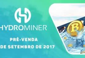 HydroMiner ICO: mineração hidrelétrica
