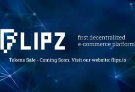 Flipz procura ser a primeira plataforma de e-commerce descentralizada do mundo