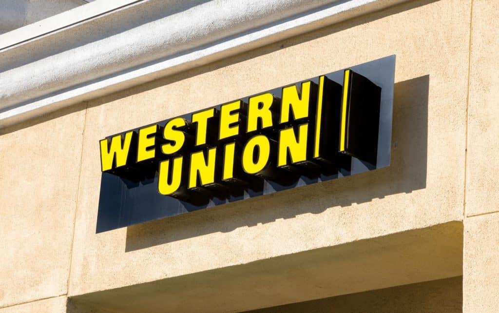 Western Union parceria Ripple