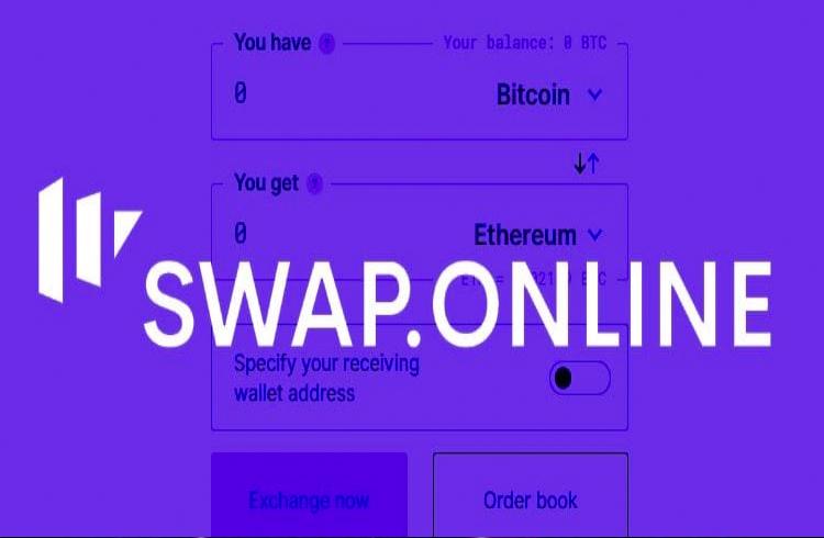 Swap.Online revela detalhes de sua exchange descentralizada