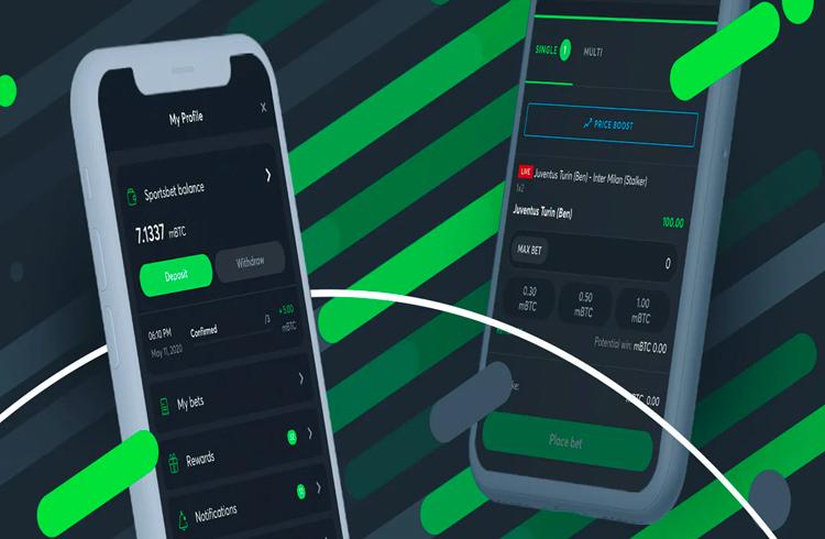 Sportsbet.io e aplicativo de Futebol realizaram parceria com a Landmark