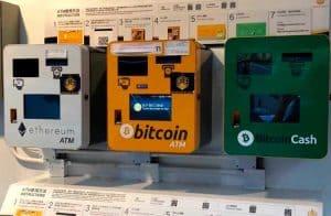 Análise aponta que caixas eletrônicos de criptomoedas aumentarão 10 vezes nos próximos cinco anos