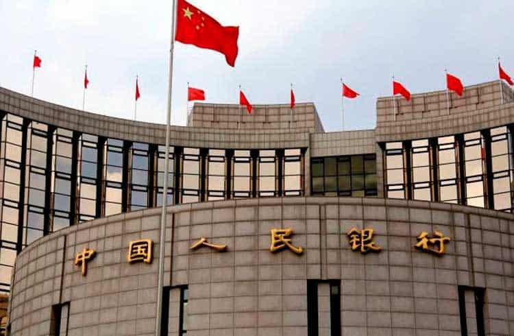 Banco Central da China aumenta posição rígida contra criptomoedas e ICOs