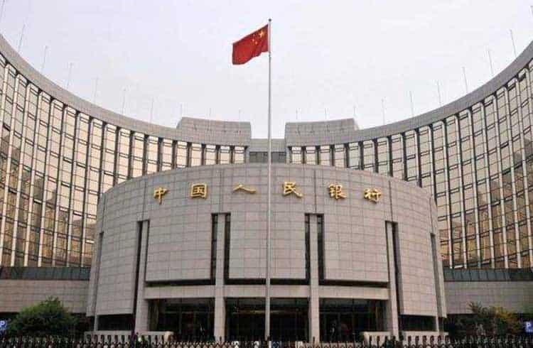 Banco Central da China lança plataforma de financiamento baseada em blockchain