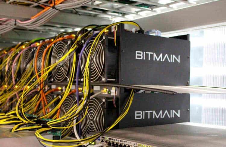 Bitmain lança ASIC com resfriamento à água que promete mais potência