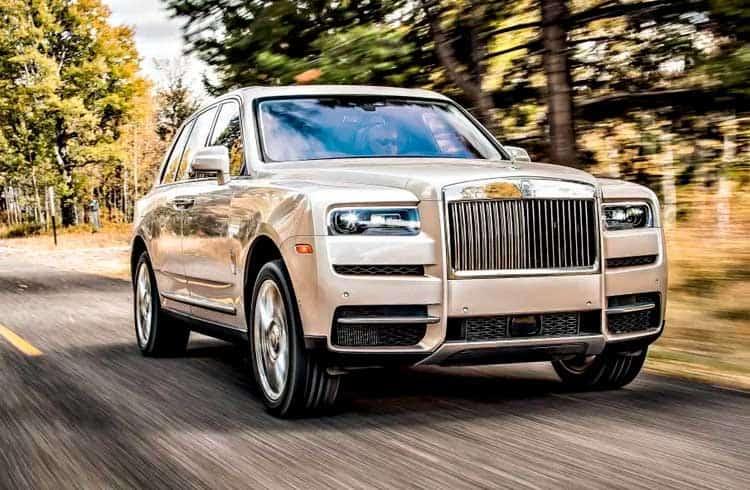 Depois da Lamborghini, entusiastas de carros exóticos também podem comprar um Rolls-Royce usando Bitcoin