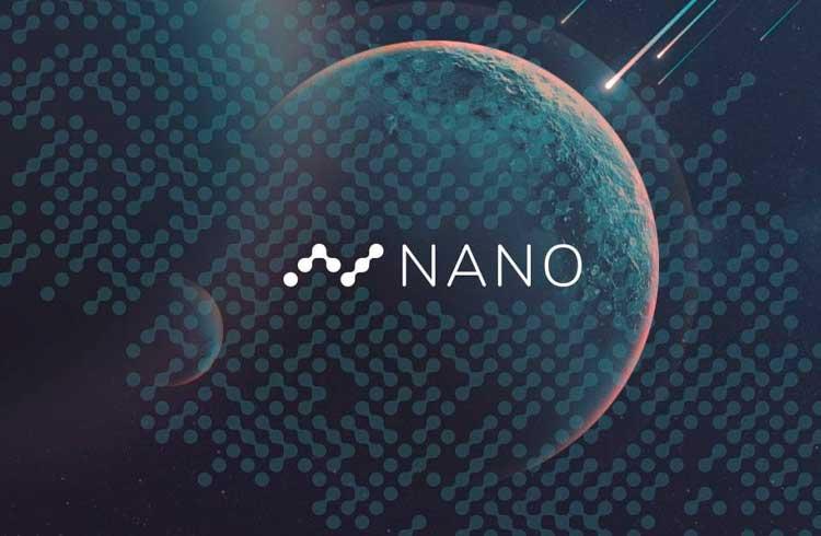 Nano registra o melhor desempenho entre as criptomoedas em agosto