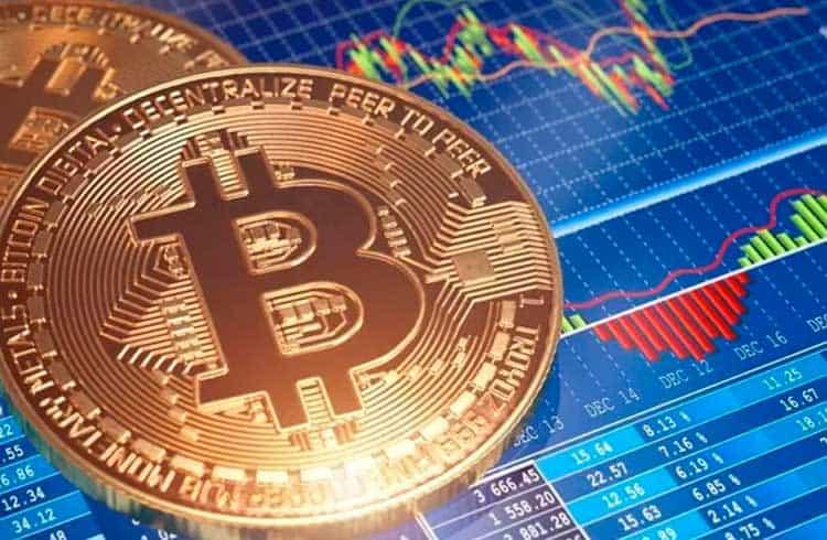 Preço do Bitcoin cai US$400 em apenas uma hora