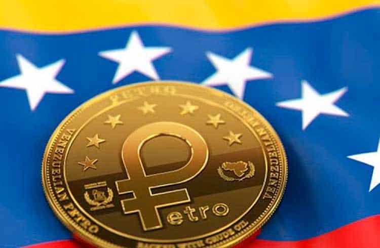 Venezuela deve adotar o controverso Petro em transações globais
