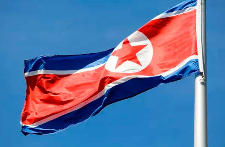 Coreia do Norte anuncia o primeiro encontro internacional de criptomoedas e blockchain no país