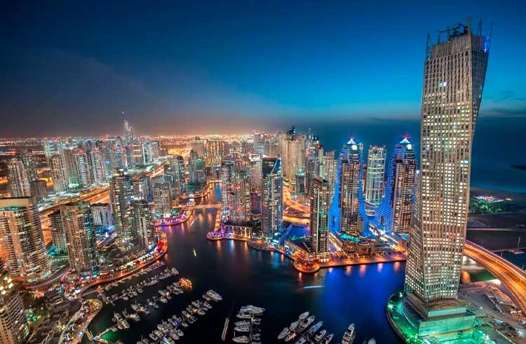 """Emirados Árabes Unidos faz parceria com Fundação NEM para tornar-se uma """"nação blockchain"""""""