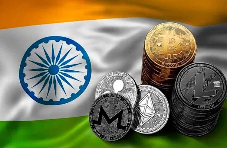 Governo indiano apresentará anteprojeto para regulamentação de criptomoedas em dezembro