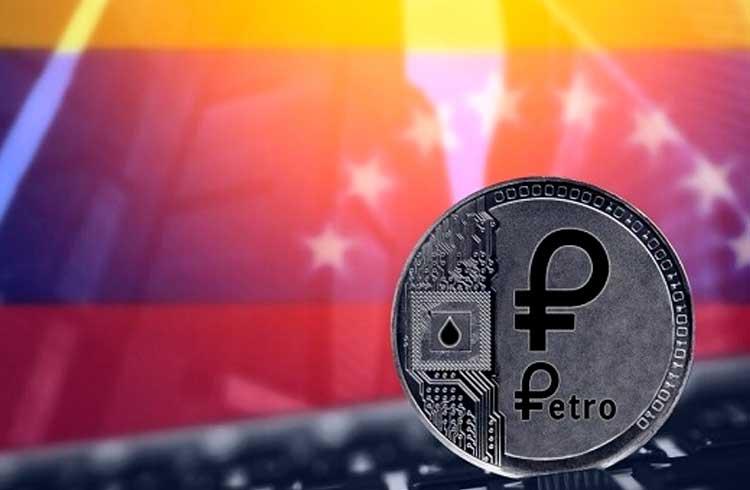 Nicolás Maduro afirma que Petro poderá ser convertido em qualquer criptomoeda