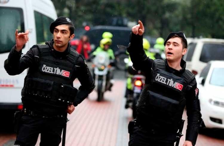 Polícia turca prende 11 suspeitos de suposta invasão de carteiras de criptomoedas