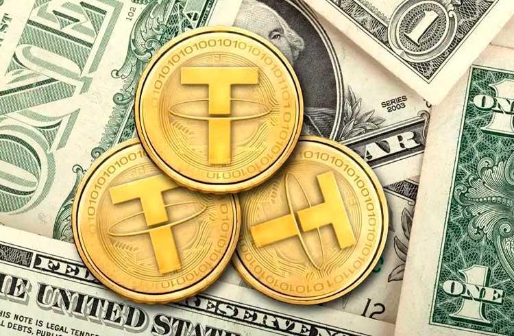 Tether anuncia novo parceiro bancário e confirma lastro e compromisso do USDT