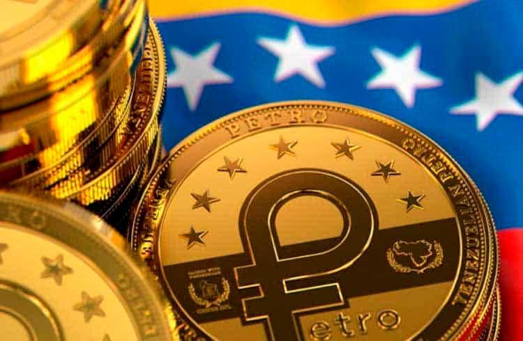 Venezuela autoriza o primeiro pagamento de sentença com a criptomoeda Petro