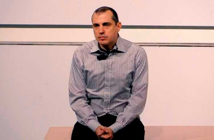 Andreas Antonopoulos se emociona ao contar como conheceu o Bitcoin durante a Labitconf