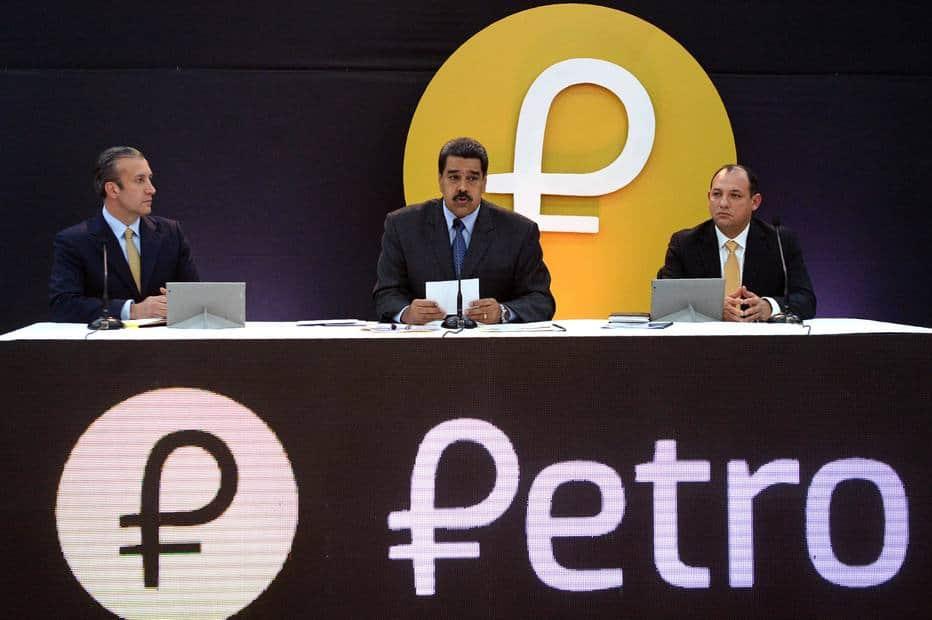 Presidente da Venezuela processa Donald Trump por bloqueio ao Petro