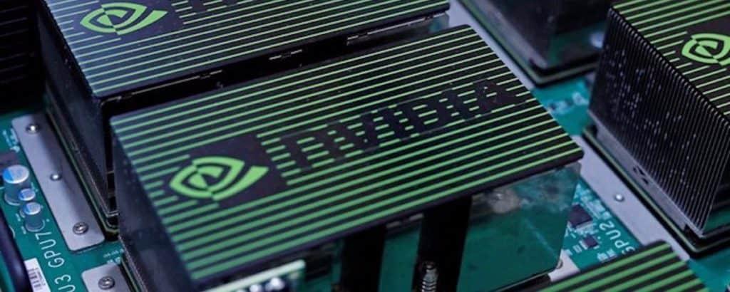 Nvidia diminui estimativa de receita para o quarto trimestre de 2019