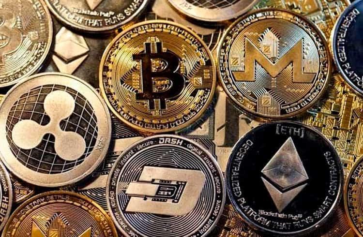 Criptomoedas voltam a desvalorizar; Ethereum, Bitcoin Cash e Cardano lideram a queda