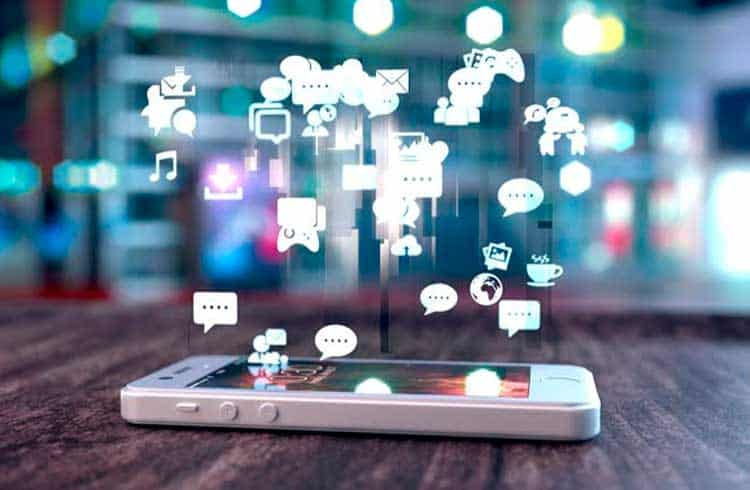 Empresa possibilita que redes sociais como Facebook forneçam suporte ao Bitcoin