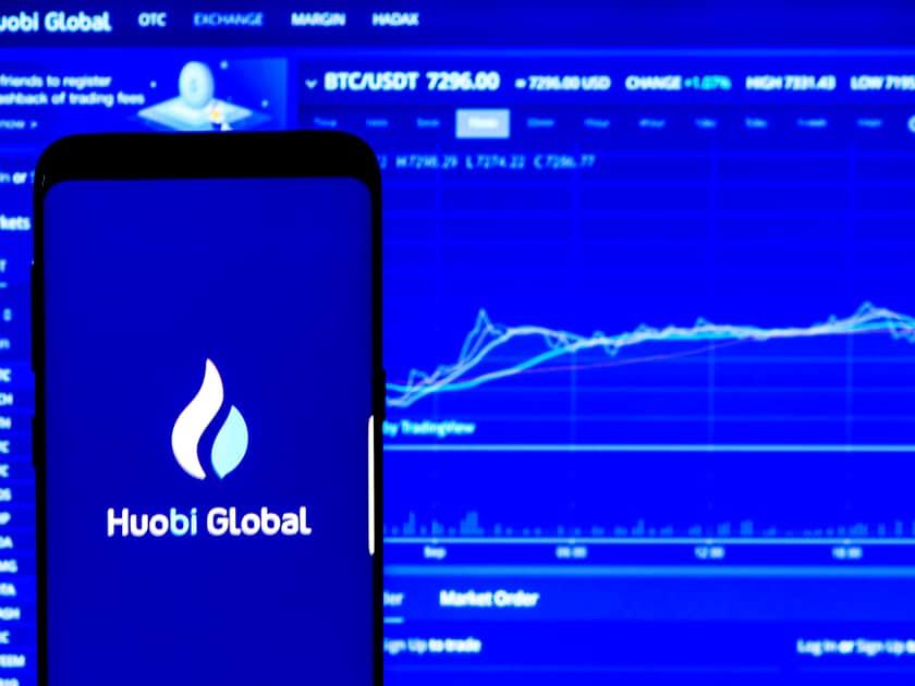 Plataforma de derivativos da Huobi negocia mais de US$12 bilhões no primeiro mês de operação