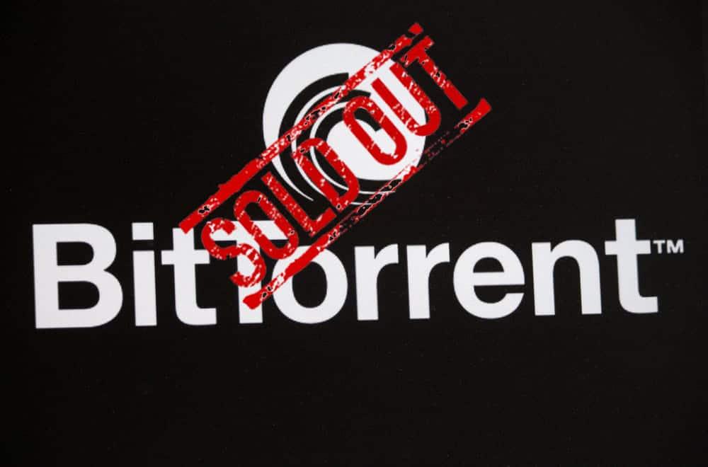 Tokens da BitTorrent esgotam em poucos minutos após abertura das vendas