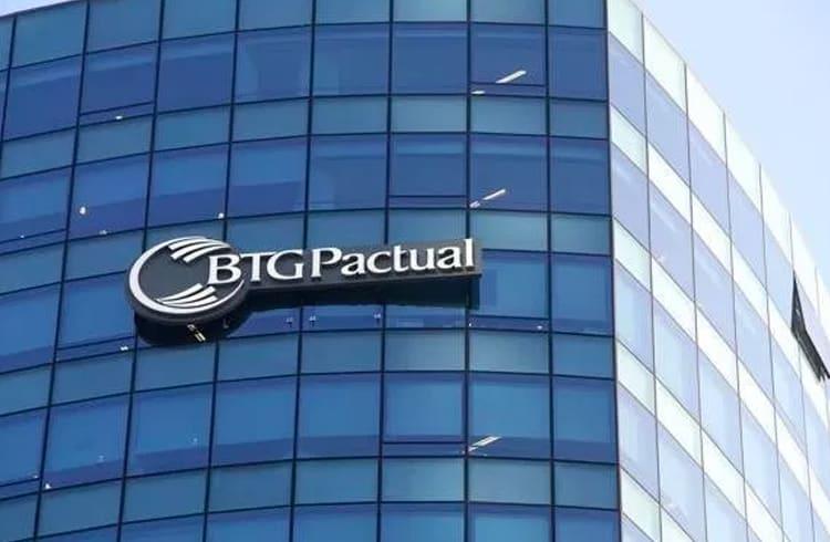 Banco BTG Pactual anuncia lançamento de token