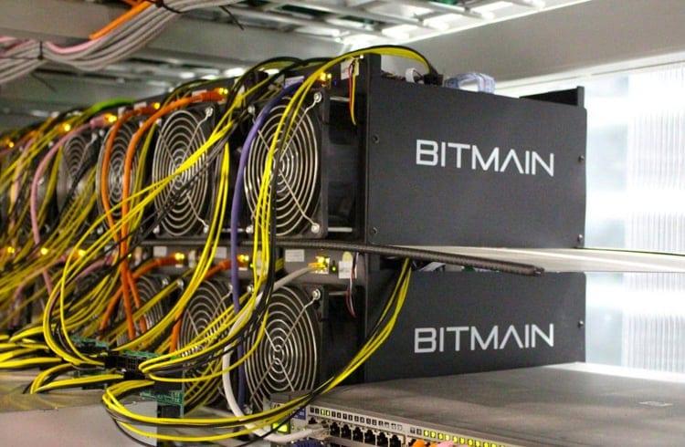 Bitmain anuncia novo chip que promete maior eficiência na mineração de Bitcoin