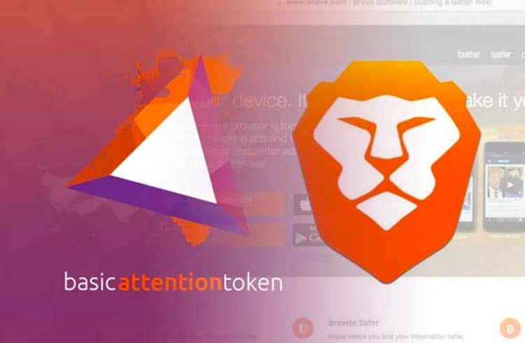 Token BAT do navegador Brave vê aumento de mais de 45% no dia