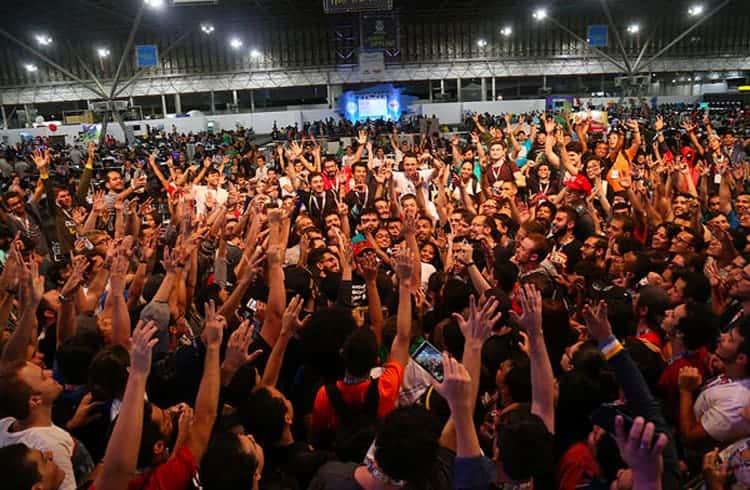 Décima segunda edição da Campus Party reúne 120 mil pessoas em São Paulo