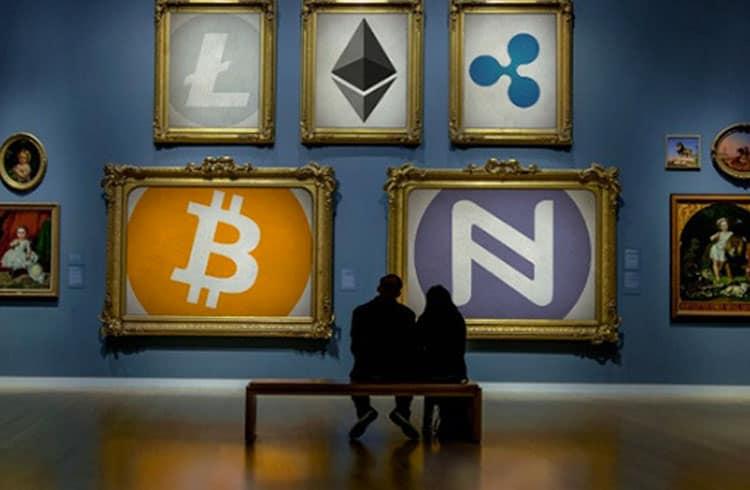 Criptoativos e arte: o surgimento de um mercado alternativo e eclético
