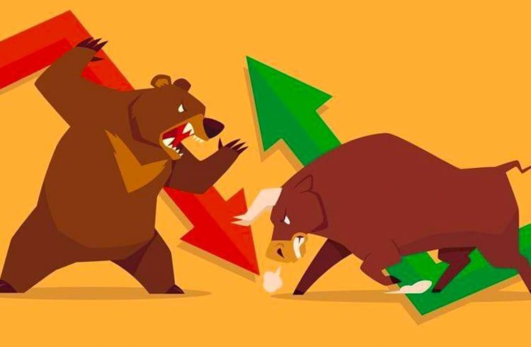 Mercado de criptomoedas sofre correção; Bitcoin Cash e Ethereum desvalorizam